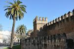 Séville: les remparts