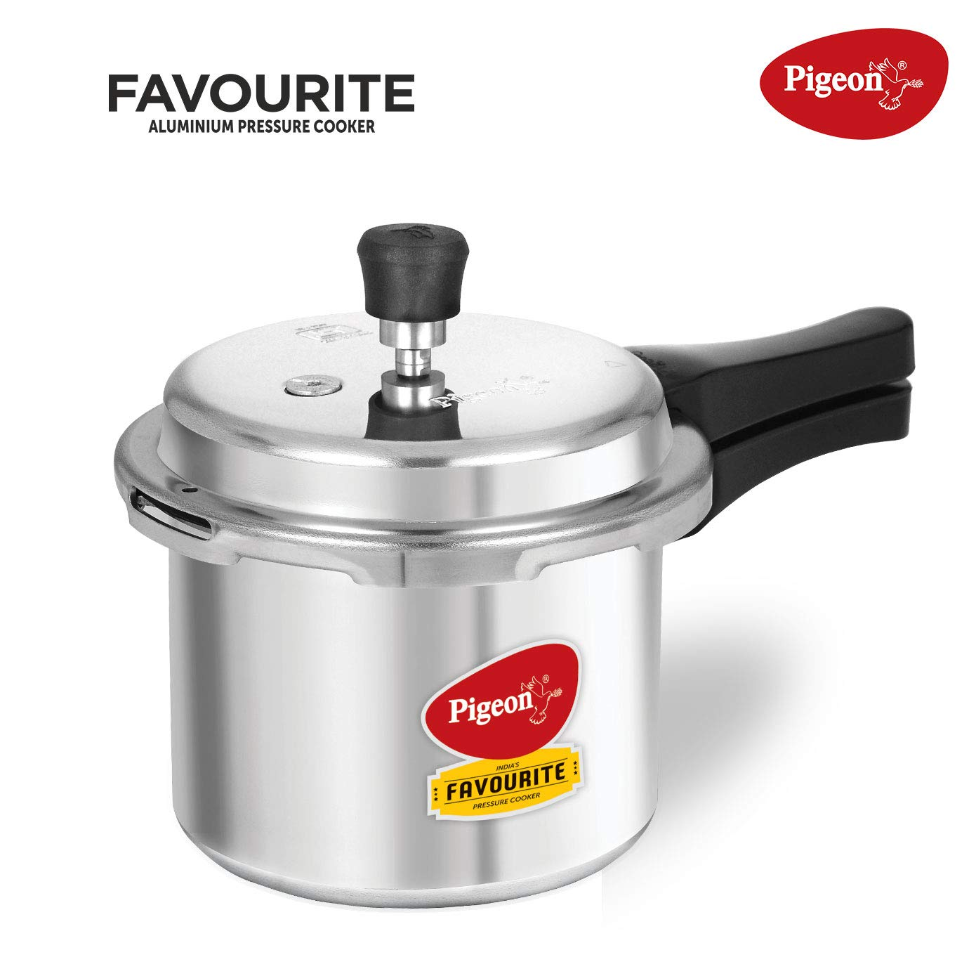 Pigeon Favorite Outer Lid Non-Induction Aluminum Pressure Cooker