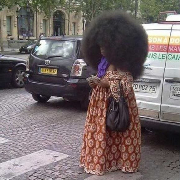 Afro Hair Like A Boss