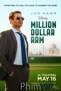 Cánh Tay Triệu Đô - Million Dollar Arm poster