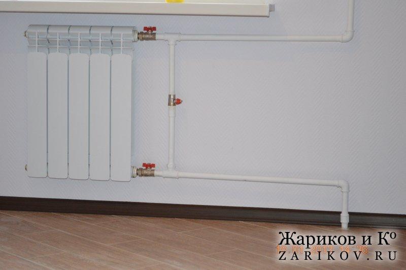 Установка радиаторов отопления в Луганске, Алчевске, Брянке, Стаханове, Первомайске, Кировске