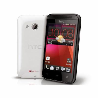 Image of HTC Desire 200