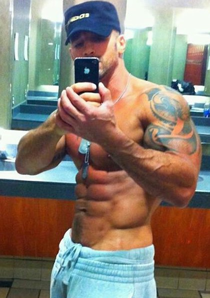 Hot Muscular Jocks Self Pics