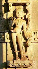 Goddess Nirrti Image