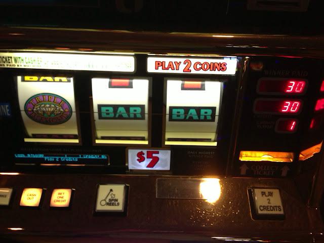 $5 Slot Play