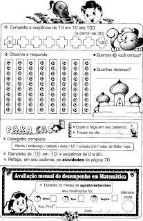 Mais Atividades de Matemática