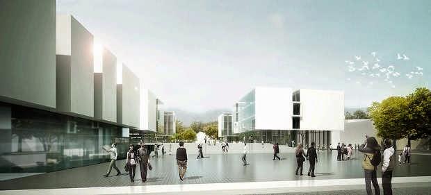 Nuevo Edificio de Facultad de Artes Campus UNAL Sede Bogotá