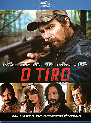 Filme Poster O Tiro BDRip XviD Dual Audio & RMVB Dublado