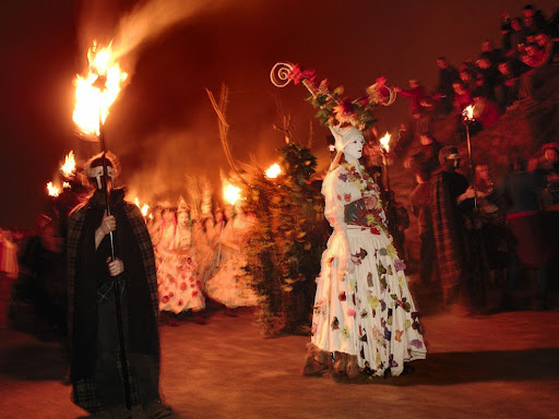 Beltane History And Celebration In America Image