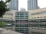 Kuala Lumpur: le Kuala Lumpur Commercial Centre (KLCC)