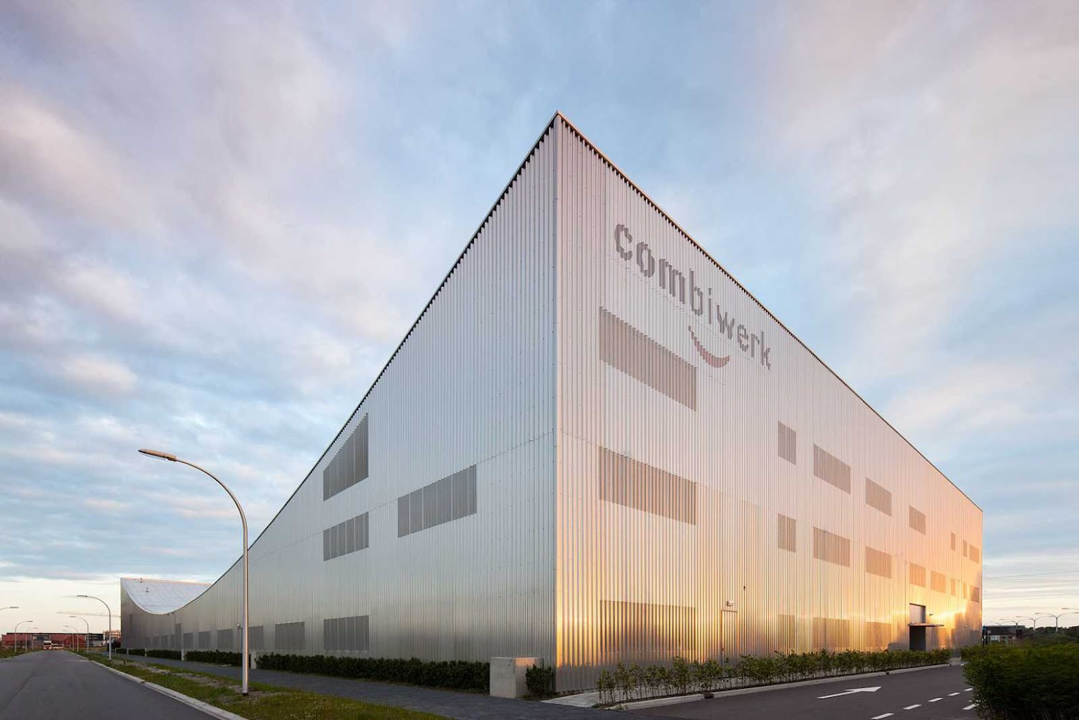 Delft, Paesi Bassi: [COMBIWERK DELFT BY VMX ARCHITECTS]
