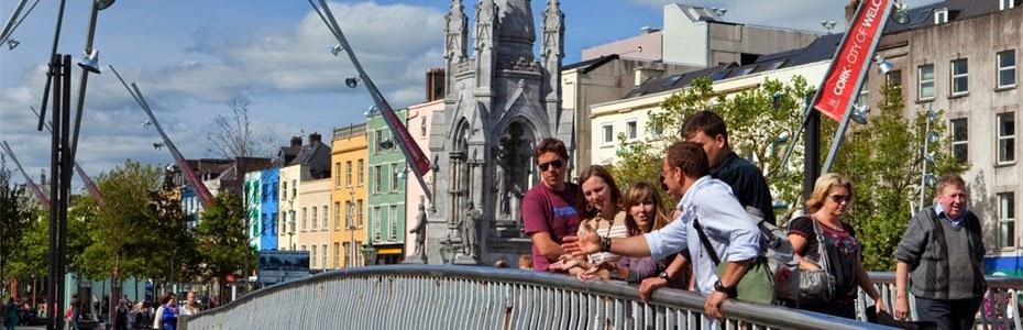 Visite de Cork