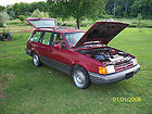 1990 Ford Escort LX Wagon 4-Door 1.9L