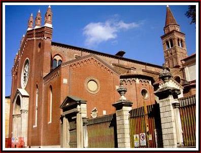 Visita guidata alla chiesa di Santa Corona a Vicenza
