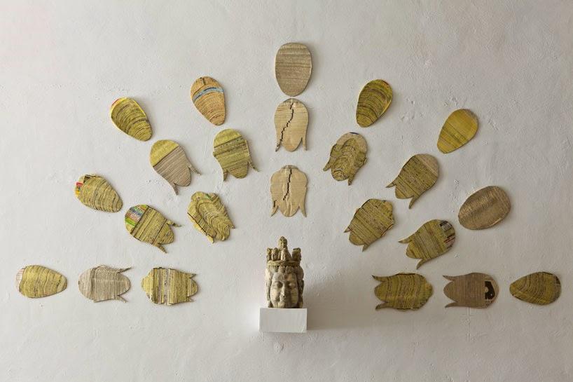 *賦予書本新生命:混合東西方藝術的台灣紙本雕刻家 2