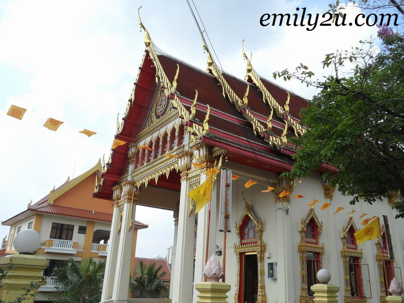 Wat Chetawan Thai Buddhist Temple