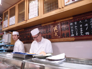 Tokyo Weekend: Sushi Dai Recap