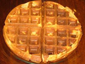 Vanilla Maple Waffle