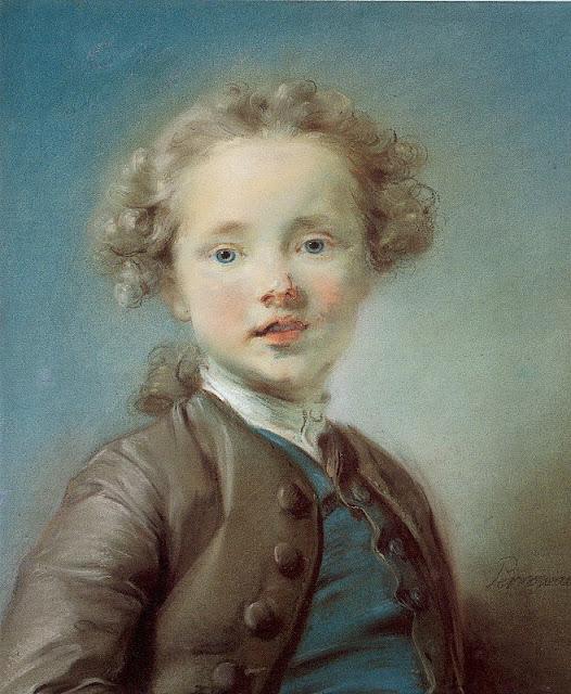 Jean-Baptiste Perronneau - Antoine Le Moyne