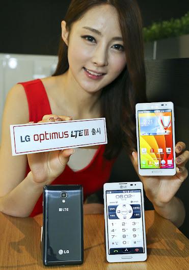 LG Optimus LTE3 01
