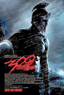 Filme Poster 300 - A Ascensão do Império TS XviD & RMVB Dublado