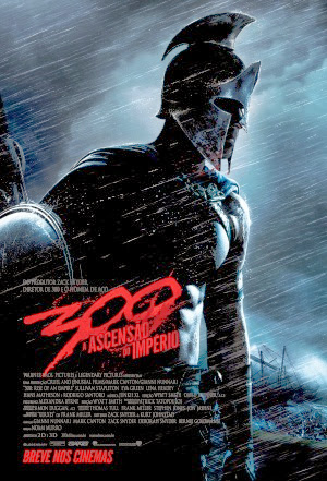Filme Poster 300 - A Ascensão do Império TS XviD & RMVB Dublado