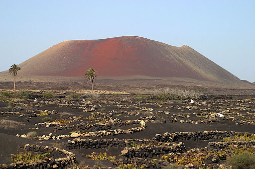Lanzarote - Land of the Volcanoes