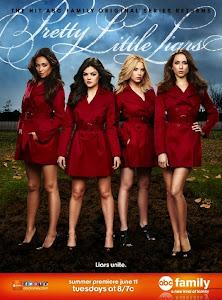Những Thiên Thần Nói Dối 1 - Pretty Little Liars Season 1 poster
