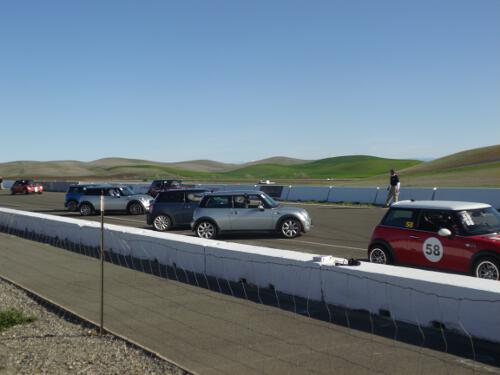 Mini Thunder III @ Thunderhill Raceway - Mini Mania Inc.