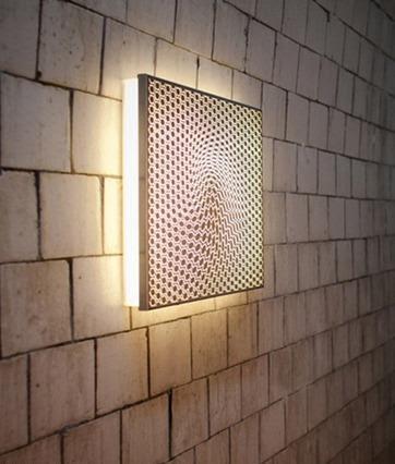 die spezielle led hypnoische lampe