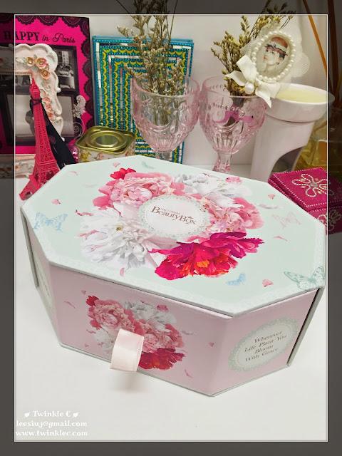 [BEAUTY]  Neo Derm Beauty Box 每月$120 給妳革新美麗體驗