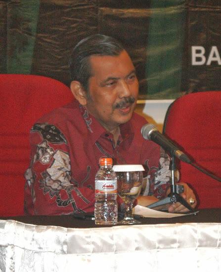 Pesan Prof Manan untuk Para Panitera PTA/MS Aceh