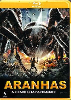Filme Poster Aranhas BDRip XviD Dual Audio & RMVB Dublado