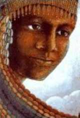 Goddess Mbaba Mwana Waresa Image
