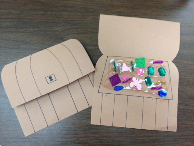 Priate Craft For Kids