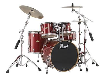 Pearl Drum Set - Pearl Masters MCX Series Drum Set