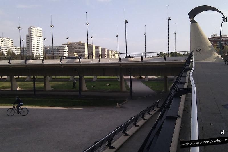 Foto del Puente Nou de Octubre