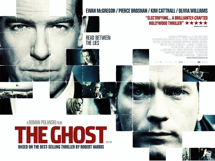 The Ghost movie poster