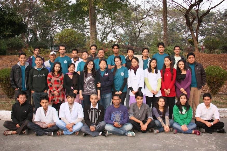 Parikrama 16th Executive Committee