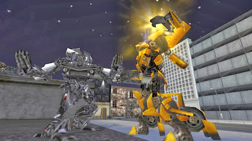 Transformers The Game (2007) Full PC Game Resumable Direct Download Links and Rar Parts Free