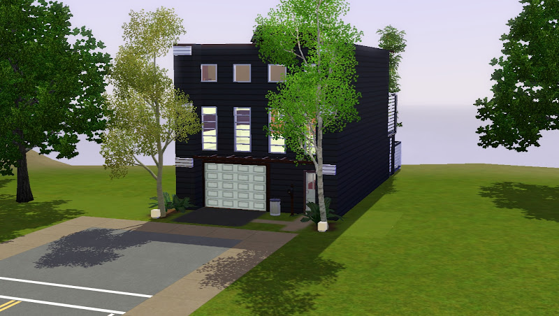 "Ultra Mod, a JDCSims house build.  Floorplan by ""Tinkle"""