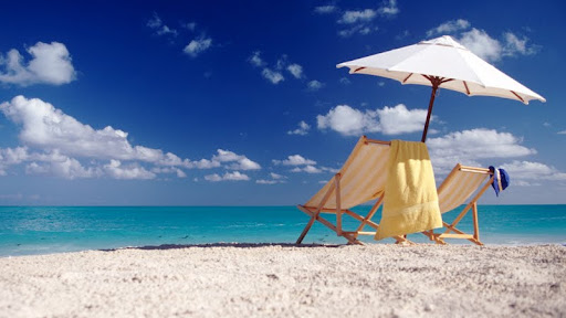 Beach Chairs, Bahamas.jpg