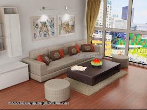 Mẫu ghế sofa chữ L