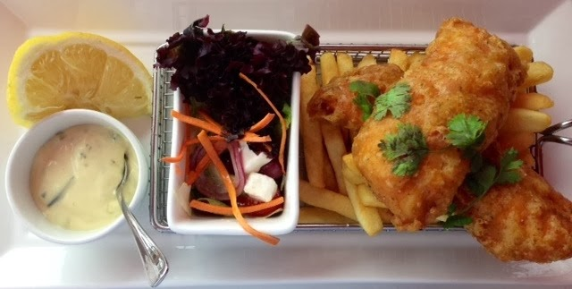 Beauty shout box the oyster box hotel ocean terrace for Terrace fish and chips