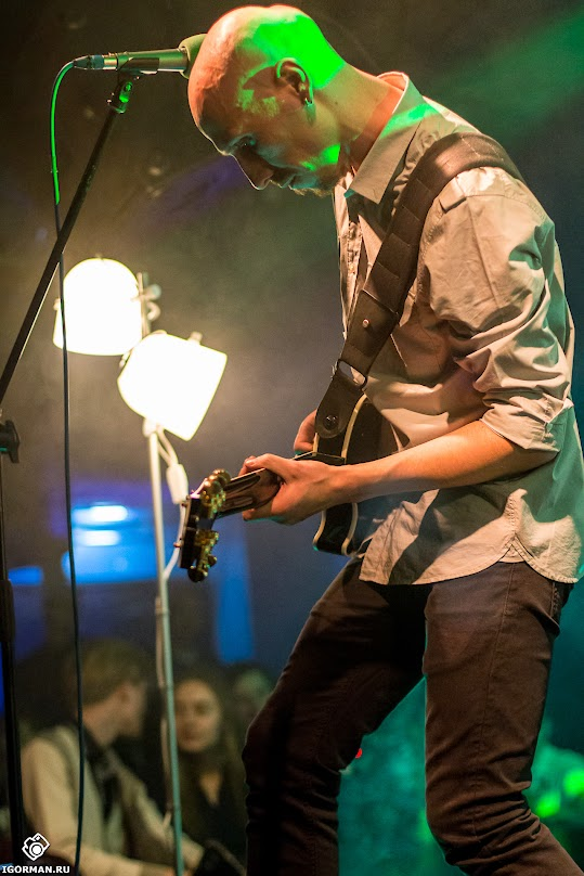 Adaen - ломаные риффы, техничные партии, эмоциональный вокал, яркие мелодии и энергичные шоу
