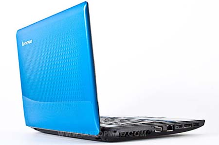 LenovoZ370 backview sf Lenovo IdeaPad Z370 Review, Specs, and Price | Ideapad Z370