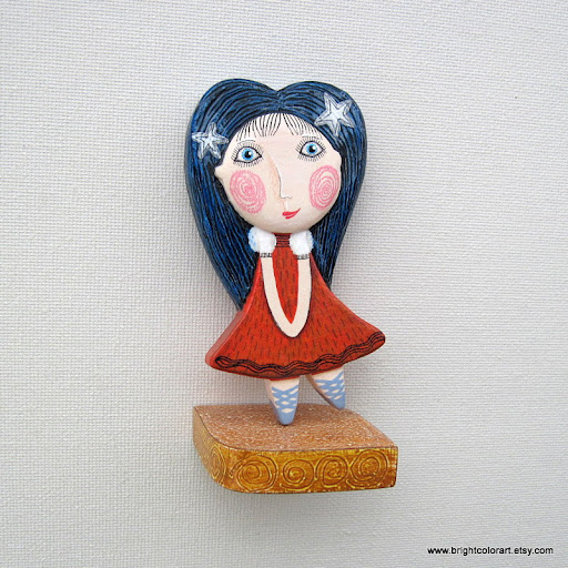 ******* Luna-Moon-Art-Doll-Figure