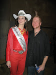 and one very special fan: Miss Dixie Valentine 2007