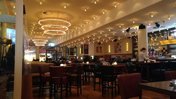 Cafe Extrablatt Leverkusen Gmbh Wiesdorfer Pl 48 51373