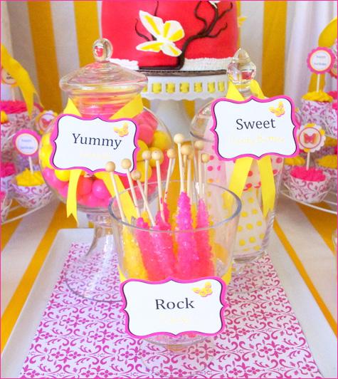 decoracao festa infantil yellow submarine:Festa, Sabor & Decoração: Festa super colorida